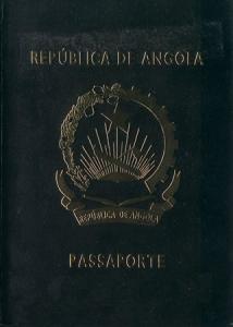 Angola Passport