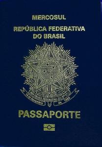 BR Brazil Passport
