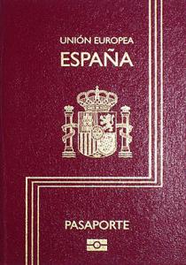 ES Spain Passport